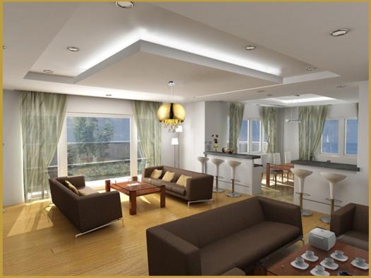 iluminação de teto - lustre cristal - blog eurolume