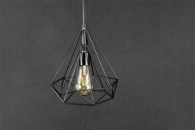 pendente-diamante-retro-eurolume-iluminacao